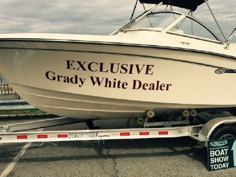 2017 Grady-White 205 Freedom