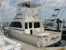 1988 Egg Harbor 35 Sport Fisherman