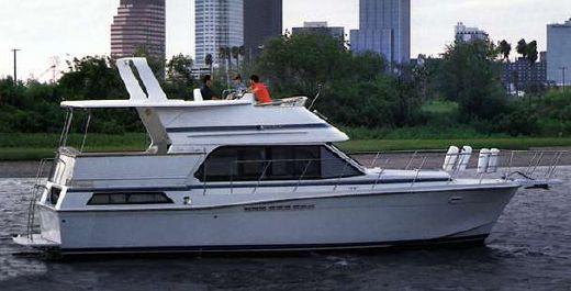 1989 Chris-Craft 427 Catalina