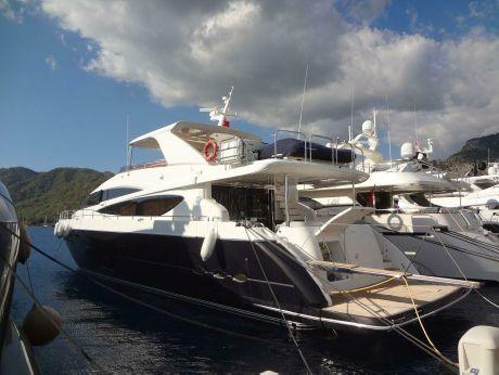 2012 Princess Flybridge 85 Motor Yacht