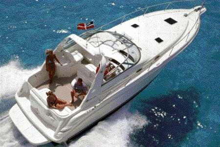 1996 Sea Ray 330 Sundancer