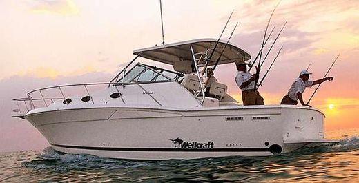 2000 Wellcraft 330 Coastal