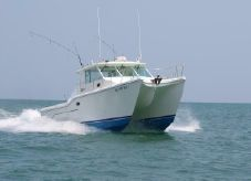 2000 Baha Cruisers King Cat 34