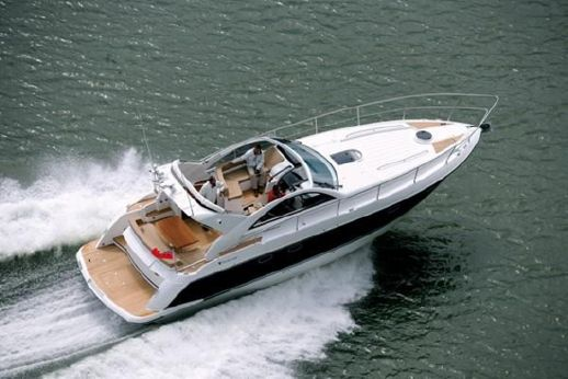 2010 Fairline Targa 44 Open