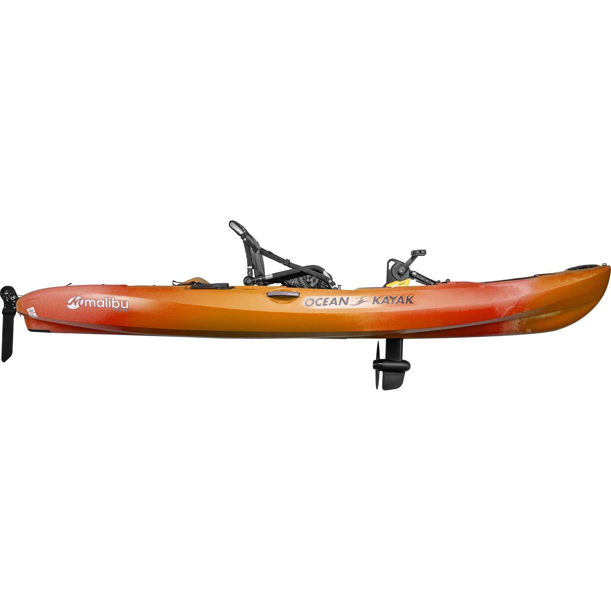 2019 Ocean Kayak Malibu Pedal Power Boat For Sale - www