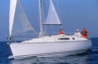 2005 Jeanneau Sun Odyssey 29.2