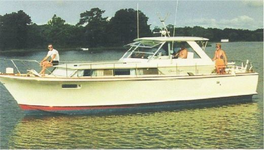 1965 Chris-Craft Commander