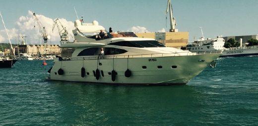 2009 Leonard Yacht 74 fly