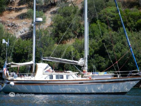 1984 Southern Boat Building SEASTREAM 43