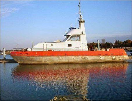 1994 Chantier Naval Patrol Vessel
