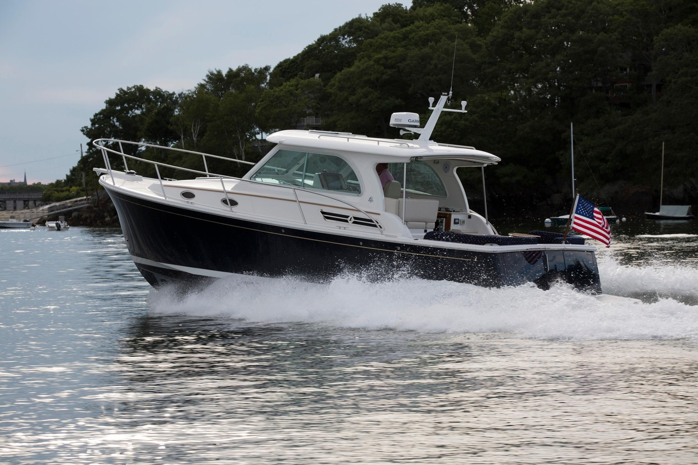 2018 back cove 32 power boat for sale for Fishing boat dealers near me