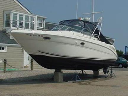 2004 Sea Ray Amberjack 290