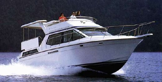 1988 Chris-Craft 372 Catalina