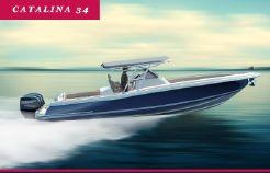 2015 Chris Craft 34 Catalina