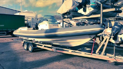 2007 Goldfish 25 Rib Tender