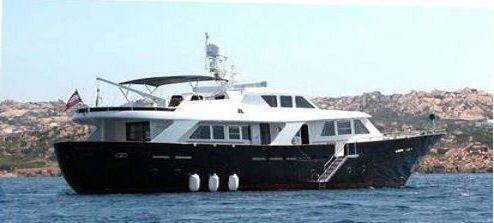 2001 Benetti Sail Division 79 RPH
