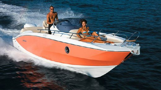 2009 Sessa Marine KEY LARGO 24