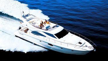 2002 Ferretti Yachts 590