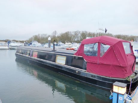 2006 Liverpool Boats Wide Beam Cruiser