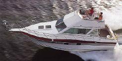 1985 Cruisers Yachts 33