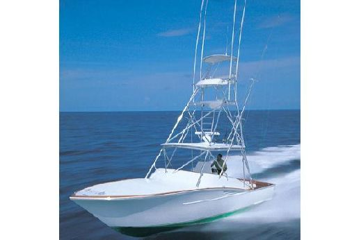 2012 Egg Harbor 35' Predator Express