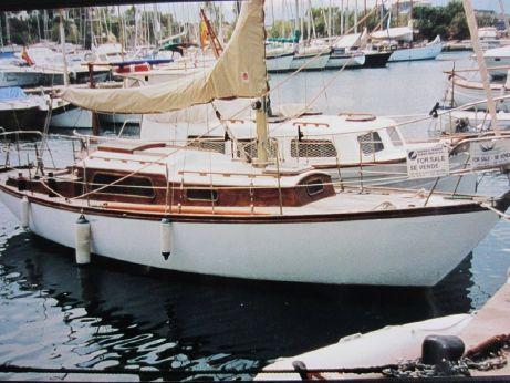 1965 Classic wooden Sloop