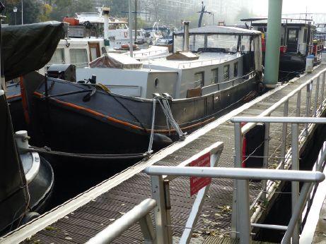 1908 Dutch Barge Tjalk