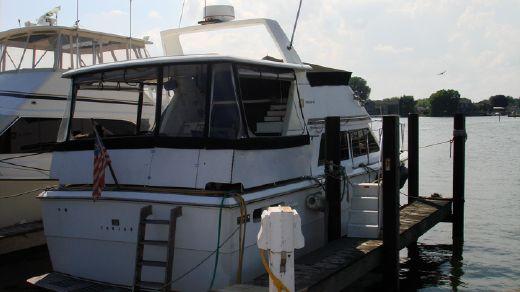 1979 Trojan 40 Motoryacht