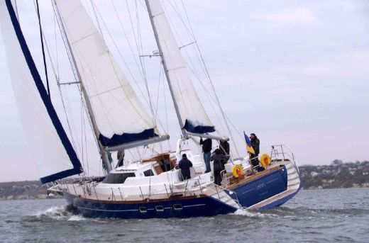 2006 Flagman Yachts Steel Bermuda Ketch