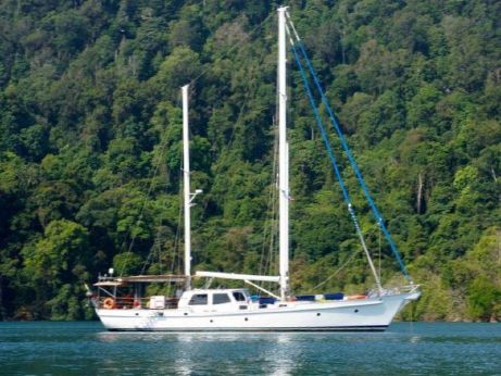 1978 23m Pilot House Ketch Don Brooke 77