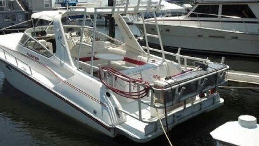 2002 Fountain 38 Express Cruiser