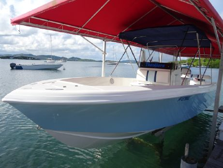 2012 Bluewater Sportfishing 2550