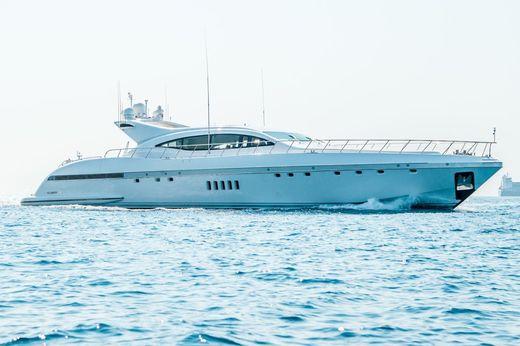 2006 Mangusta 108