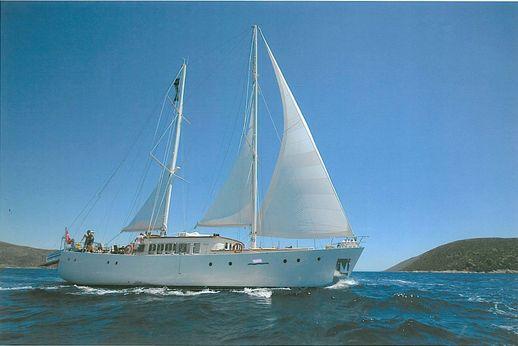 2008 Motor Sailor 24 metre