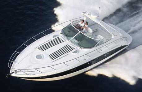 2003 Maxum 3700 SY