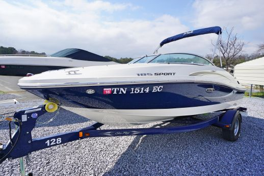 2010 Sea Ray 185 Bow Rider
