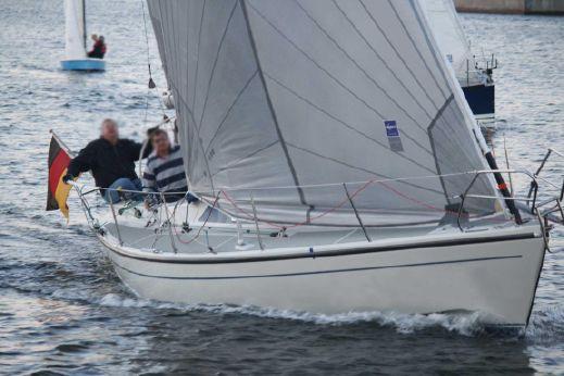 1988 Dehler 34