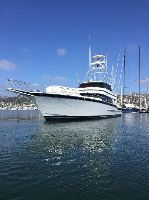 Striker 70 Sportfishing Yacht for sale in San Diego