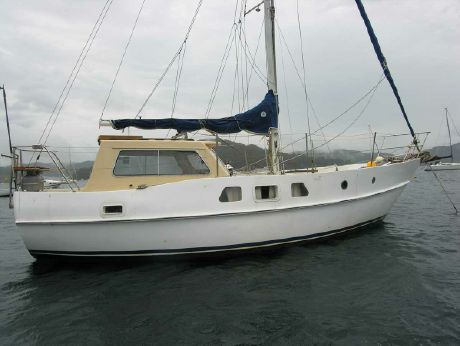 1970 Custom Pilothouse 32