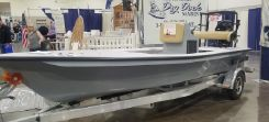 2018 Xplor Boatworks 18 Bay Boat