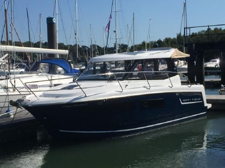 2013 Jeanneau Merry Fisher 855