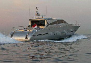 2002 Arno Leopard 27 m