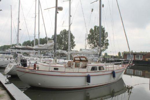 2015 De Vries Lentsch ketch sailingyacht 44 feet