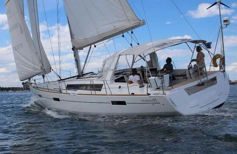 2014 Beneteau Oceanis 45 Sail Boat For Sale Www Yachtworld Com