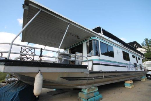 2000 Stardust 14.5 x 64 Houseboat