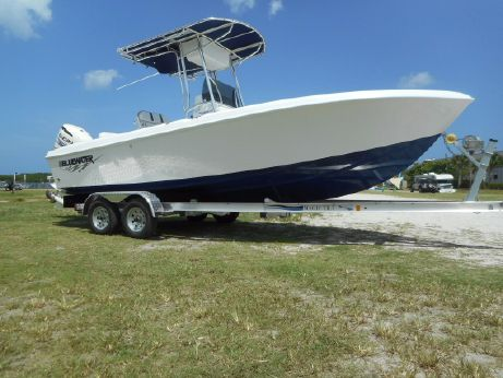 2016 Bluewater 2150 Center Console