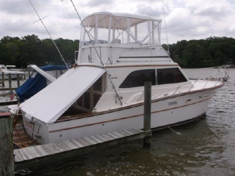 1977 Egg Harbor 36 Sport Fisher