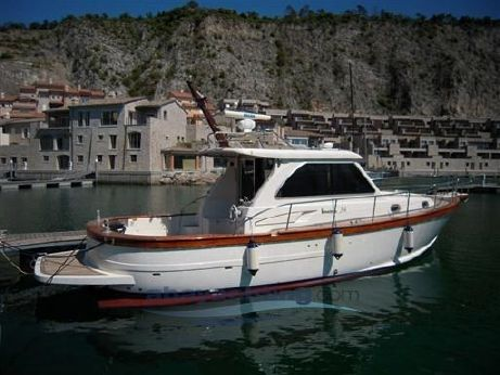 2005 Sciallino 34 Fisherman