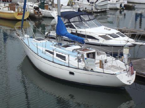 1975 Morgan 36T