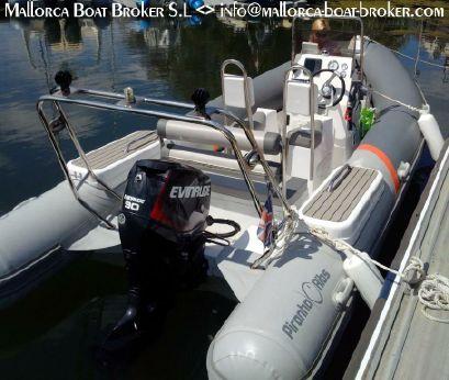 2014 Piranha Ribs Ocean Sport